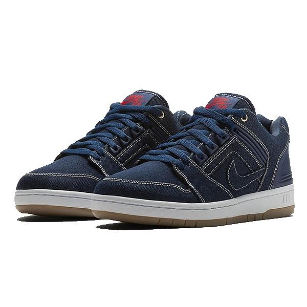 【ナイキ】 ナイキ SB エア フォース 2 LOW QS [サイズ:29cm(US11)] [カラー:2PAC] #AO0298-441 【靴:メンズ靴:スニーカー】【AO0298-441】【NIKE NIKE SB FORCE 2 LOW QS】
