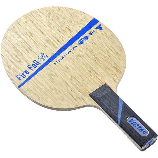 【ビクタス】 Fire Fall SC ST 卓球ラケット #027705 【スポーツ・アウトドア:卓球:ラケット】【VICTAS】