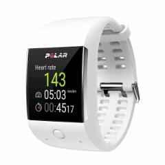 【ポラール】 M600 国内正規品 GPSスマートウォッチ [カラー:ホワイト] #90063090 【スポーツ・アウトドア:ジョギング・マラソン:GPS】【POLAR】