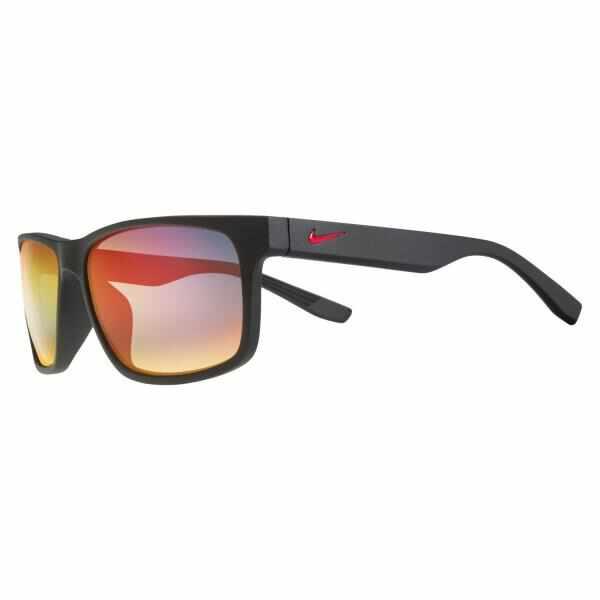 【ナイキ】 CRUISER R スポーツサングラス [カラー:マットブラック×ジムレッド] #EV0835-006 【スポーツ・アウトドア:スポーツウェア・アクセサリー:スポーツサングラス】【NIKE】