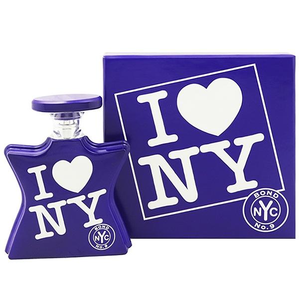 【ボンドNo.9】 アイ ラブ ニューヨーク フォ― ホリデ― オーデパルファム・スプレータイプ 100ml 【香水・フレグランス:フルボトル:レディース・女性用】【BOND NO.9 I LOVE NY FOR HOLIDAYS EAU DE PARFUM SPRAY】