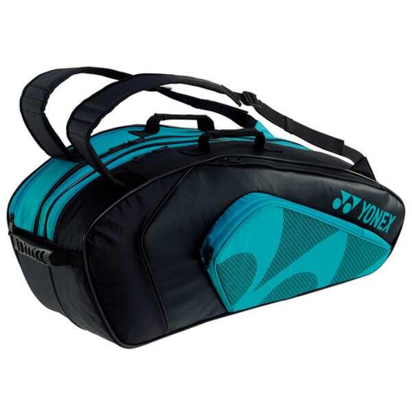 【ヨネックス】 ラケットバッグ6 リュック付(テニスラケット6本用) [カラー:アクア] [サイズ:75×30×32cm] #BAG1922R-301 【スポーツ・アウトドア:その他雑貨】【YONEX】