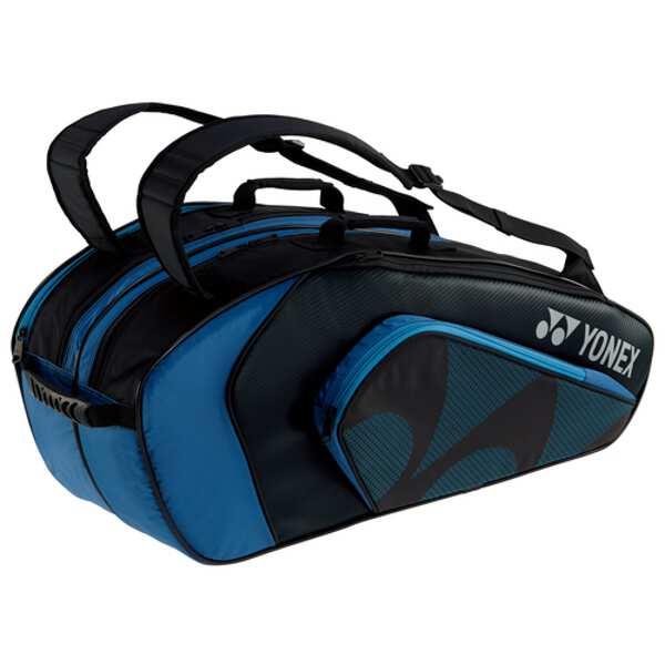 【ヨネックス】 ラケットバッグ6 リュック付(テニスラケット6本用) [カラー:スモークブルー] [サイズ:75×30×32cm] #BAG1922R-376 【スポーツ・アウトドア:その他雑貨】【YONEX】