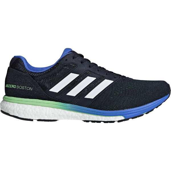 【アディダス】 アディゼロ ボストン 3 M [サイズ:24.5cm] [カラー:レジェンドインク×ショックライム] #BB6536 【スポーツ・アウトドア:ジョギング・マラソン:シューズ:メンズシューズ】【ADIDAS】
