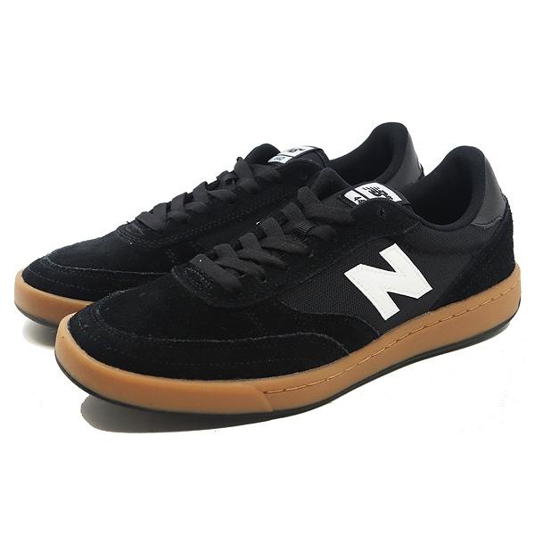 【ニューバランス】 ニューバランス ヌメリック NM440GYG [サイズ:28cm (US10) Dワイズ] [カラー:ブラック×ホワイト×ガム] 【靴:メンズ靴:スニーカー】【NEW BALANCE】