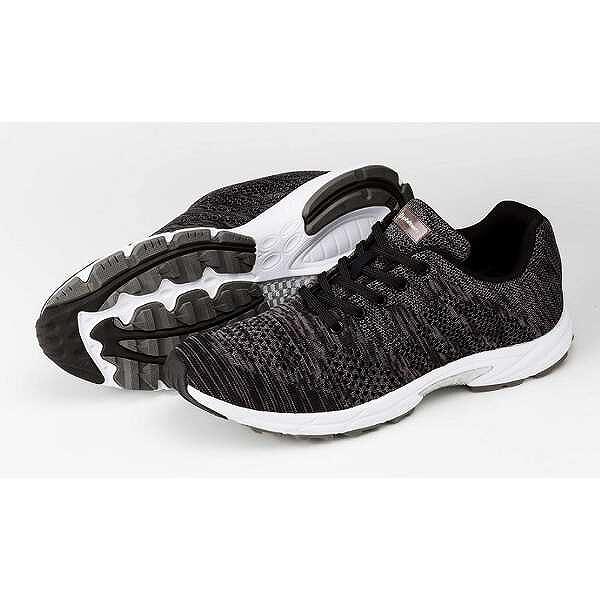 【ファイテン】 ランニングシューズ X30 [サイズ:25.0cm] [カラー:ブラック] #PD684036 【スポーツ・アウトドア:フィットネス・トレーニング:シューズ:メンズシューズ】【PHITEN】