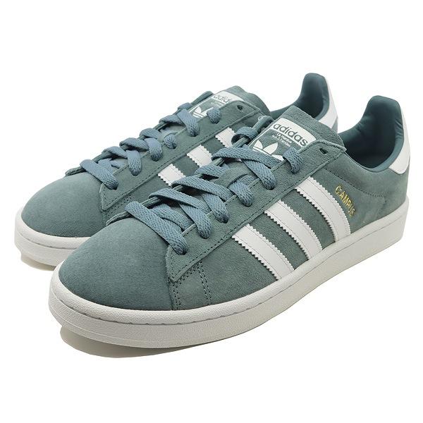 【アディダス】 アディダス キャンパス [サイズ:26cm(US8)] [カラー:ローグリーン×ランニングホワイト×クリスタルホワイト] #B37822 【靴:メンズ靴:スニーカー】【B37822】【ADIDAS adidas CAMPUS】