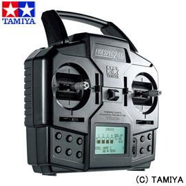 【タミヤ】 タミヤRCシステム No.68 ファインスペック2.4G 4チャンネルプロポ (送信機・受信機セット) 【玩具:ラジコン:プロポ・サーボ・受信機】【タミヤRCシステム】【TAMIYA FINESPEC 2.4GHz 4-CHANNEL RADIO CONTROL SYSTEM (TRANSMITTER & RECEIVER SET)】
