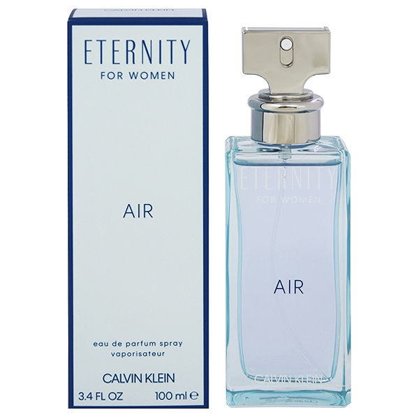 【最大10%offクーポン(要獲得) 12/19 20:00~12/23 9:59まで】 エタニティ エアー EDP・SP 100ml [あす楽] 【カルバンクライン】【香水 フレグランス】【レディース・女性用】【CALVIN KLEIN ETERNITY AIR FOR WOMAN EAU DE PARFUM SPRAY】