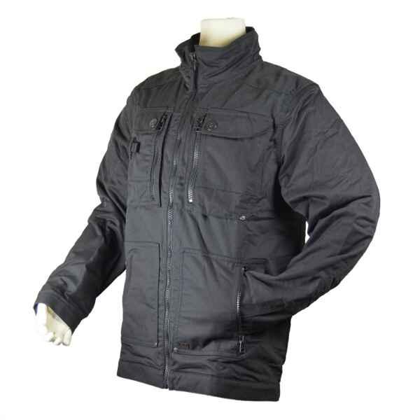 【ダンダードン】 J56 バンテージジャケット [サイズ:M] [カラー:ブラック] 【スポーツ・アウトドア:アウトドア:ウェア:メンズウェア:アウター】【DUNDERDON】