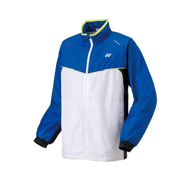 【ヨネックス】 ユニ ウインドウォーマーシャツ [サイズ:XO] [カラー:ブラストブルー] #70058-786 【スポーツ・アウトドア:スポーツウェア・アクセサリー:ウインドブレーカー:メンズウインドブレーカー:アウター】【YONEX】