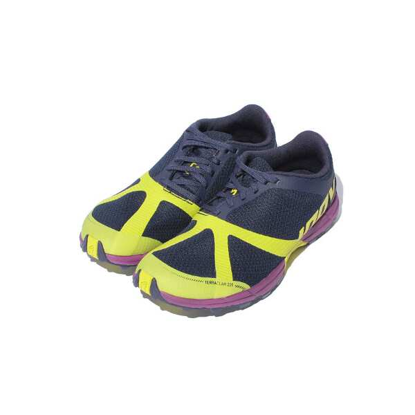 【イノベイト】 テラクロウ 220 WMS レディース トレイルランニングシューズ [サイズ:25.0cm] [カラー:ネイビー×ライム×パープル] #IVT2658W1-NLP 【スポーツ・アウトドア:登山・トレッキング:靴・ブーツ】【INOV-8 TERRACLAW 220 WMS】