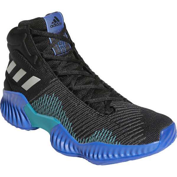 【アディダス】 PRO BOUNCE 2018 バスケットボールシューズ [サイズ:24.0cm] [カラー:コアブラック×LGHソリッドグレー] #AH2657 【スポーツ・アウトドア】【ADIDAS】