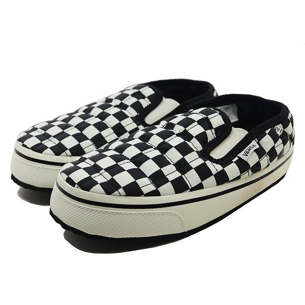 【バンズ】 バンズ スリップ-ER (Checkerboard) [サイズ:M(25~26cm] [カラー:マシュマロ] #VN0A3TKRKAG 【靴:メンズ靴:スニーカー】【VN0A3TKRKAG】【VANS Slip-Er (Checkerboard) Marshmallo】