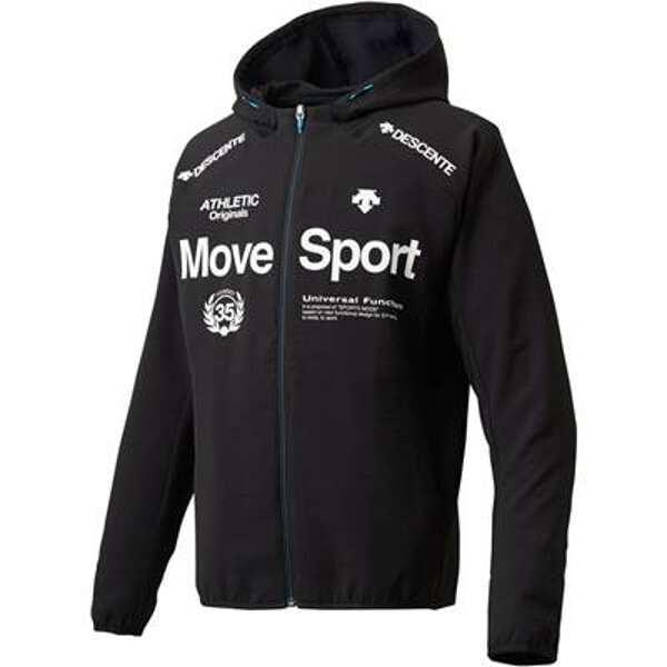 【デサント】 サンスクリーン アクティブスーツ ジャケット [サイズ:XO] [カラー:ブラック] #DMMLJF17-BLK 【スポーツ・アウトドア:その他雑貨】【DESCENTE】