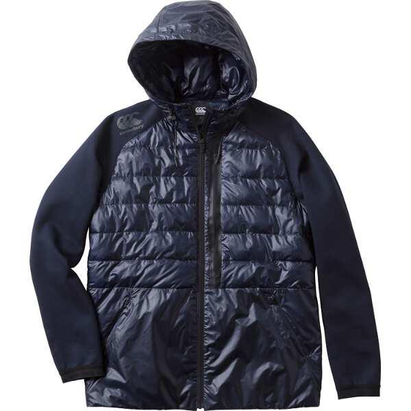 【カンタベリ―】 インサレーションジャケット(メンズ) [サイズ:M] [カラー:ネイビー] #RP77529-29 【スポーツ・アウトドア:アウトドア:ウェア:メンズウェア:アウター】【CANTERBURY INSULATION JACKET Mens】