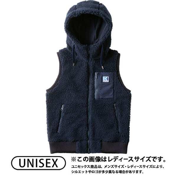【ヘリーハンセン】 ファイバーパイルサーモベスト(ユニセックス) [サイズ:L] [カラー:ネイビー] #HOE51855-N 【スポーツ・アウトドア:アウトドア:ウェア:メンズウェア:ベスト】【HELLY HANSEN FIBERPILE THERMO Vest】