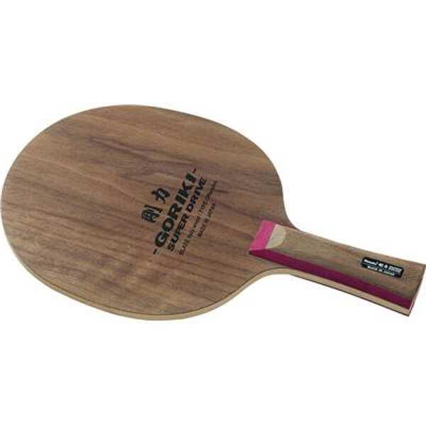 【ニッタク】 剛力スーパードライブ FL(フレア) 卓球ラケット #NE-6127 【スポーツ・アウトドア:卓球:ラケット】【NITTAKU GORIKI SUPER DRIVE】