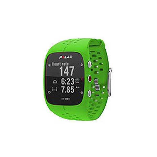 【ポラール】 M430 国内正規品(限定カラー) 心拍計内蔵GPSランニングウォッチ [カラー:ネオングリーン] [バンドサイズ:M/L] #90070083 【スポーツ・アウトドア:ジョギング・マラソン:ギア】【POLAR】