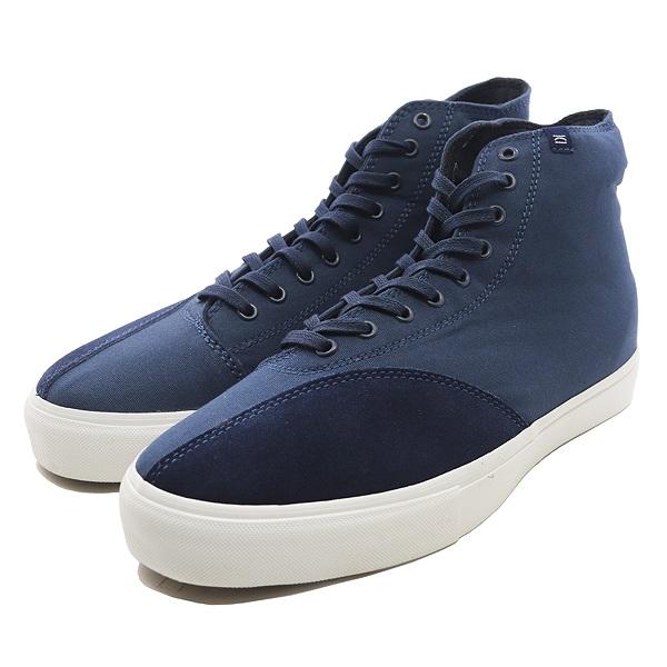【クリアウェザ―】 MAUDE [サイズ:27cm(US9)] [カラー:INDIGO] #CM31005 【靴:メンズ靴:スニーカー】【CM31005】【CLEAR WEATHER MAUDE INDIGO】