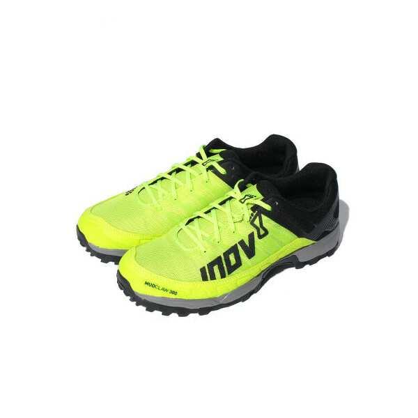 【イノベイト】 マッドクロウ 300 UNI トレイルランニングシューズ [サイズ:26.5cm] [カラー:ネオンイエロー×ブラック] #IVT2705U2-NYB 【スポーツ・アウトドア:登山・トレッキング:靴・ブーツ】【INOV-8 MUDCLAW 300 UNI】