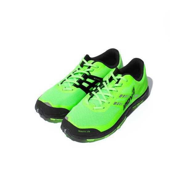 【イノベイト】 トレイルロック 270 MS トレイルランニングシューズ [サイズ:27.0cm] [カラー:グリーン×ブラック] #IVT2754M1-GBK 【スポーツ・アウトドア:登山・トレッキング:靴・ブーツ】【INOV-8 TRAILROC 270 MS】
