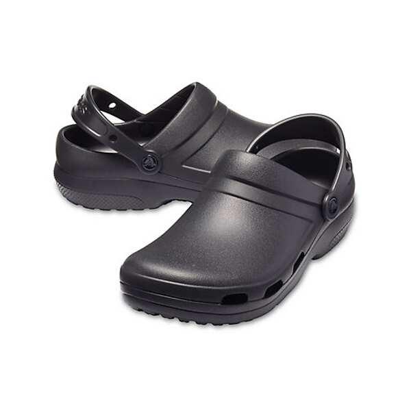 【500円クーポン(要獲得) 5/15 9:59まで】 スペシャリスト 2.0 ベント クロッグ(医療用) [サイズ:M4(22cm)] [カラー:ブラック] #205619-001 【クロックス: 靴 レディース靴 サンダル】【CROCS specialist 2.0 vent clog】:ビューティーファクトリー