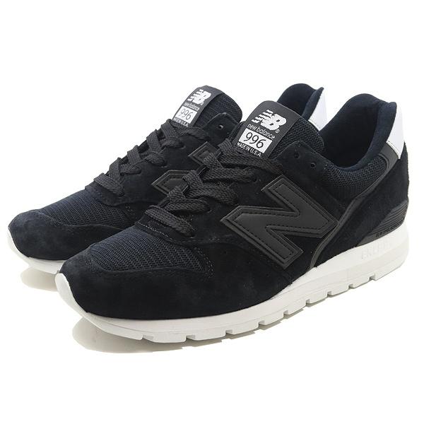 【ニューバランス】 ニューバランス M996LRA [カラー:ブラック×ホワイト] [サイズ:27.5cm (US9.5) Dワイズ] 【靴:メンズ靴:スニーカー】【M996】【NEW BALANCE New Balance M996】