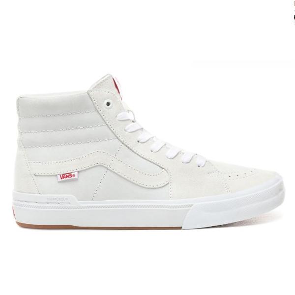 【バンズ】 バンズ スケートハイ プロ BMX (Scotty Cranmer) [サイズ:27.5cm(US9.5)] [カラー:ホワイト] #VN0A45JVVGC 【靴:メンズ靴:スニーカー】【VN0A45JVVGC】【VANS VANS OLD SKOOL PRO BMX】