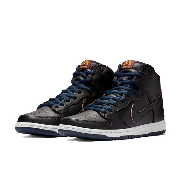 【ナイキ】 ナイキ SB ダンク ハイ プロ [サイズ:28cm(US10)] [カラー:ブラック×ブラック×カレッジネイビー] #BQ6392-001 【靴:メンズ靴:スニーカー】【BQ6392-001】【NIKE NIKE SB DUNK HIGH PRO】