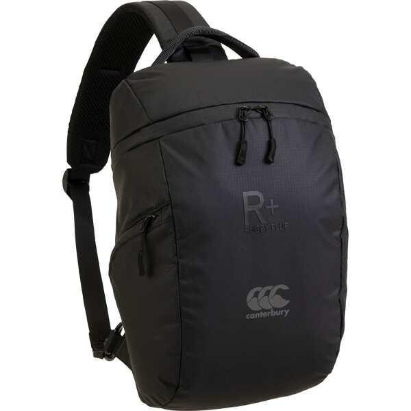 【カンタベリ―】 R+ エア― ワンショルダーバッグ [カラー:ブラック] [サイズ:36×22×14cm(11L)] #AB09201-19 【スポーツ・アウトドア:アウトドア:バッグ:ショルダーバッグ】【CANTERBURY R+ AIR ONE SHOULDER BAG】