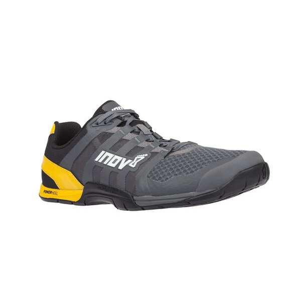 【イノベイト】 F-LITE 235 V2 MS メンズトレーニングシューズ [サイズ:27.5cm] [カラー:グレー×イエロー] #NM2NIB01GY-GYL 【スポーツ・アウトドア:フィットネス・トレーニング:シューズ:メンズシューズ】【INOV-8 F-LITE 235 V2 MS】