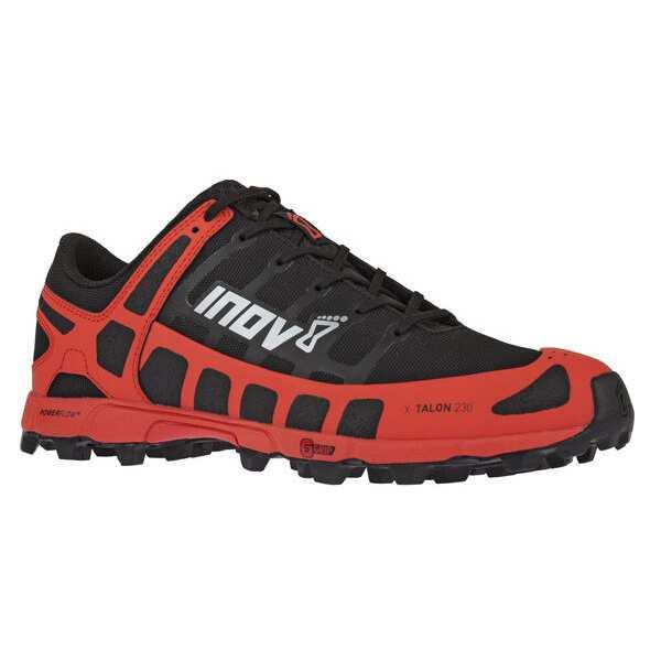【最大10%offクーポン(要獲得) 1/15 0:00~1/16 9:59まで】 X-タロン 230 MS メンズトレイルランニングシューズ [サイズ:28.5cm] [カラー:ブラック×レッド] #NO2NIG02BR-BRD 【イノヴェイト: スポーツ・アウトドア 登山・トレッキング 靴・ブーツ】【INOV-8】