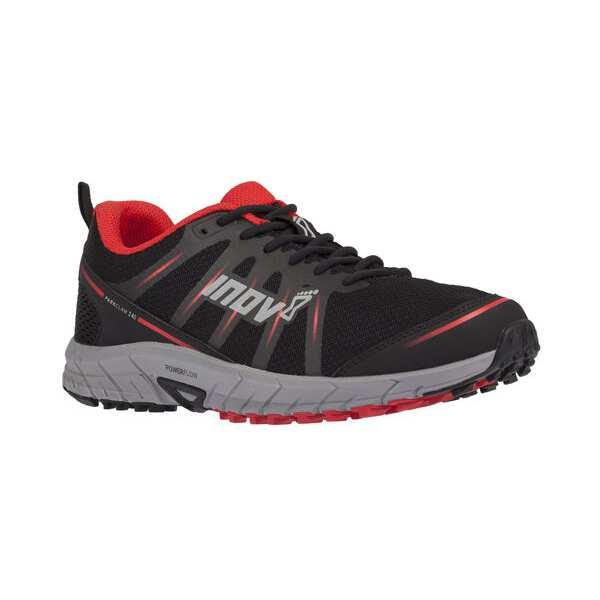 【イノベイト】 パーククロウ 240 MS トレイルランニングシューズ [サイズ:26.0cm] [カラー:ブラック×レッド] #NO2NIG09BR-BRD 【スポーツ・アウトドア:登山・トレッキング:靴・ブーツ】【INOV-8 PARKCLAW 240 MS】
