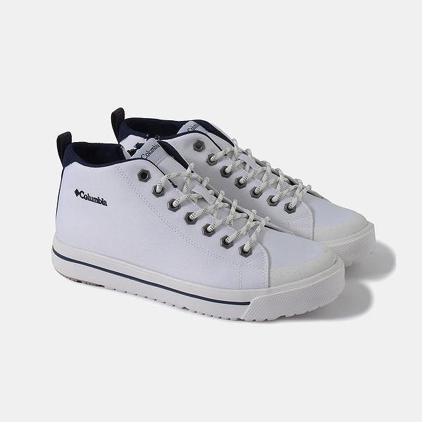 【コロンビア】 ホーソンレイン 2 ウォータープルーフ [サイズ:27cm(US9)] [カラー:White] # YU0258-100 【靴:レディース靴:ブーツ:ムートンブーツ】【YU0258】【COLUMBIA HAWTHORNERAINIIWATERPROOF】