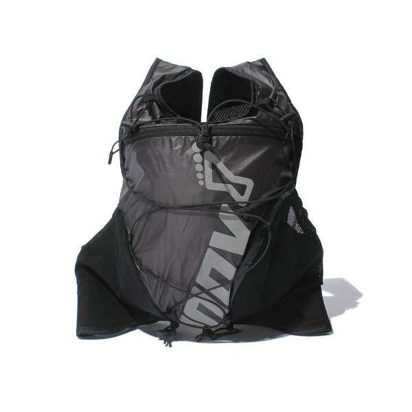 【イノベイト】 レース ウルトラ 5 トレイルランニングバックパック [サイズ:S/M(胸囲78-97cm)] [カラー:ブラック] #IVA1622BK-BLK 【スポーツ・アウトドア:アウトドア:バッグ:バックパック・リュック】【INOV-8 RACE ULTRA 5】