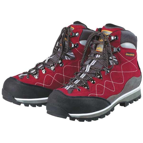 【キャラバン】 GK83 02 GORE-TEX トレッキングシューズ [サイズ:24.0cm] [カラー:ボルドー] #0011832-241 【スポーツ・アウトドア:登山・トレッキング:靴・ブーツ】【CARAVAN】