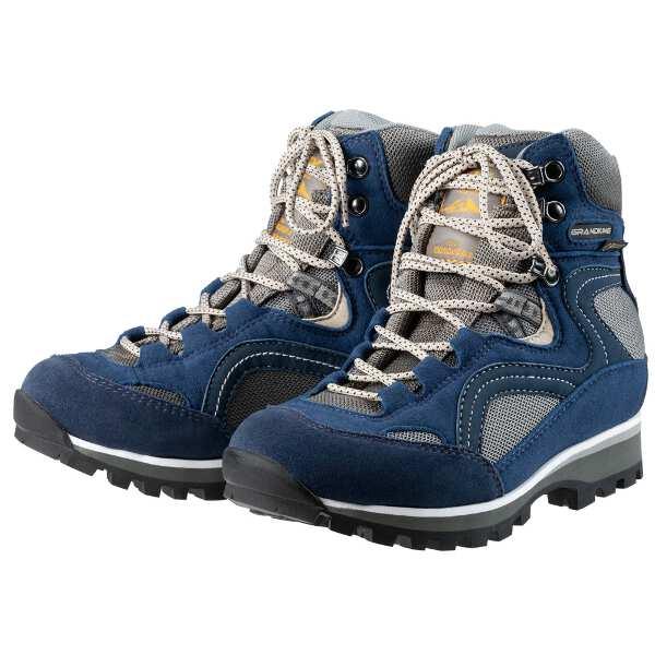 【キャラバン】 GK86 レディース トレッキングシューズ [サイズ:25.0cm] [カラー:ネイビー] #0011860-670 【スポーツ・アウトドア:登山・トレッキング:靴・ブーツ】【CARAVAN】