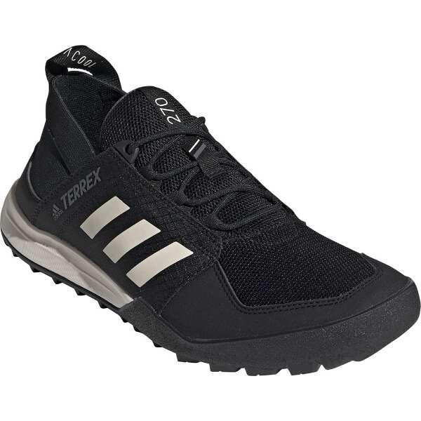 【アディダス】 テレックス クライマクール ダローガ [サイズ:27.0cm] [カラー:コアブラック×チョークホワイト] #BC0980 【靴:メンズ靴:スニーカー】【ADIDAS TERREX CC DAROGA】