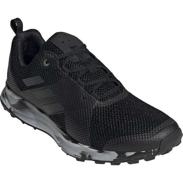 【アディダス】 テレックス TWO トレイルランニングシューズ [サイズ:26.5cm] [カラー:コアブラック×カーボン×グレーワン] #BC0496 【スポーツ・アウトドア:登山・トレッキング:靴・ブーツ】【ADIDAS TERREX TWO】