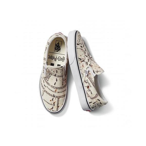 【バンズ】 バンズ クラシック スリッポン (Harry Potter) [サイズ:27.5cm(US9.5)] [カラー:Mrdsmpclswt] #VN0A4BV3V3C 【靴:メンズ靴:スニーカー】【VN0A4BV3V3C】【VANS VANS CLASSIC SLIP-ON】