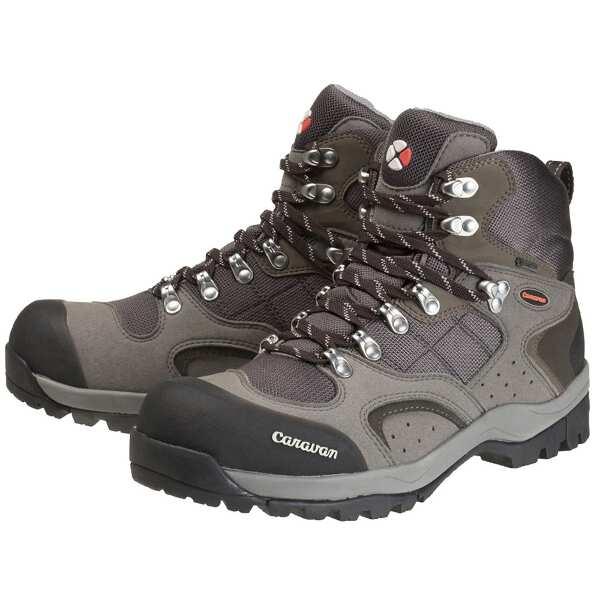 【キャラバン】 C1-02S トレッキングシューズ [サイズ:27.5cm] [カラー:グレー] #0010106-100 【スポーツ・アウトドア:登山・トレッキング:靴・ブーツ】【CARAVAN】