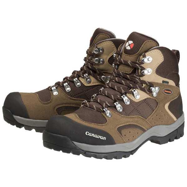 【キャラバン】 C1-02S トレッキングシューズ [サイズ:27.5cm] [カラー:ブラウン] #0010106-440 【スポーツ・アウトドア:登山・トレッキング:靴・ブーツ】【CARAVAN】