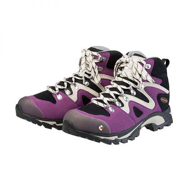 【キャラバン】 C4-03 レディース トレッキングシューズ [サイズ:23.5cm] [カラー:グレープ] #0010403-778 【スポーツ・アウトドア:登山・トレッキング:靴・ブーツ】【CARAVAN】
