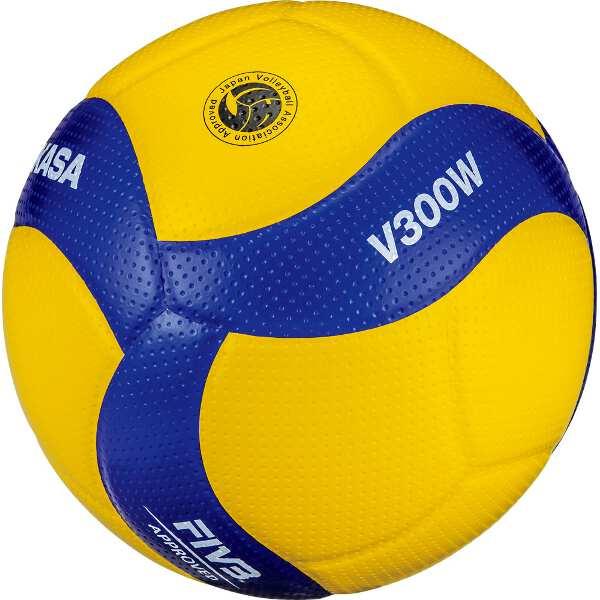 【ミカサ】 バレーボール5号球 国際公認球 #V300W 【スポーツ・アウトドア:バレーボール:ボール:一般球】【MIKASA】