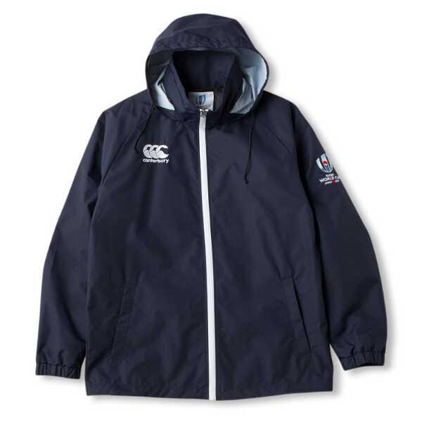 【カンタベリ―】 RWC2019 フィールドジャケット(メンズ) [サイズ:XL] [カラー:ネイビー] #VWD79260-29 【スポーツ・アウトドア:ラグビー:ウェア】【CANTERBURY RWC2019 FIELD JACKET】