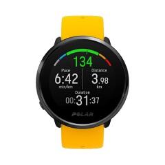 【5%offクーポン(要獲得) 10/11 20:00~10/15 23:59】 【送料無料】 Ignite(イグナイト) 日本正規品 GPSフィットネスウォッチ [カラー:イエロー] [バンドサイズ:M/L] #90075950 【ポラール: スポーツ・アウトドア ジョギング・マラソン GPS】【POLAR】