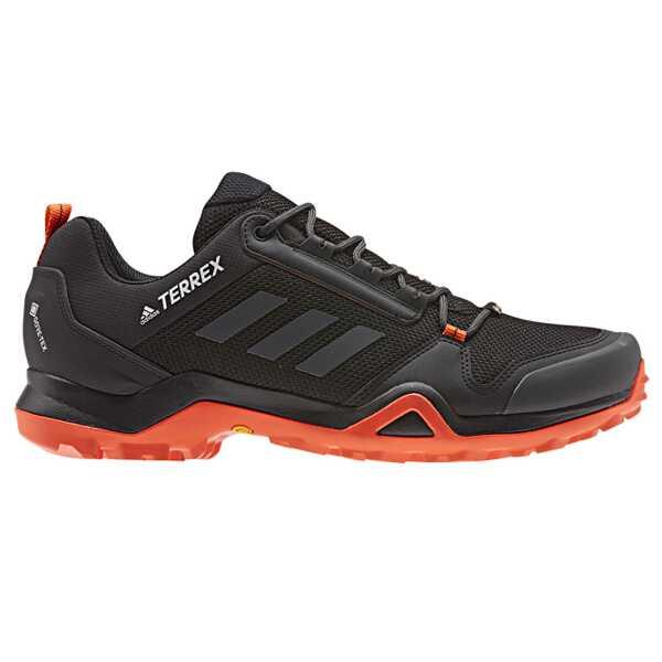 【アディダス】 TERREX AX3 GTX [サイズ:28.0cm] [カラー:コアブラック×カーボン×アクティブオレンジ] #G26578 【スポーツ・アウトドア:登山・トレッキング:靴・ブーツ】【ADIDAS】
