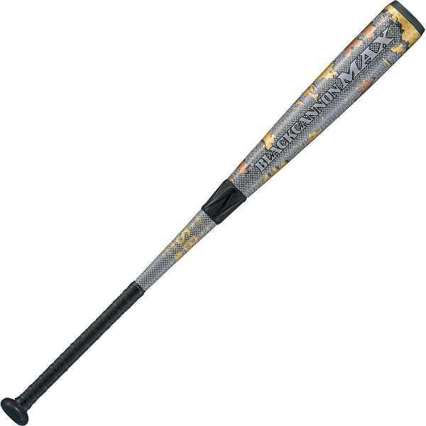 【ゼット】 一般軟式野球FRP製バット ブラックキャノン マックス 83cm710g平均(限定カラー) [カラー:ホワイト] #BCT35903-1100 【スポーツ・アウトドア:野球・ソフトボール:バット:大人用バット】【ZETT BLACKCANNON MAX】