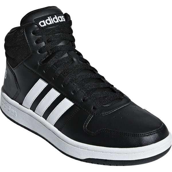 アディダスADIHOOPS MID 2 0サイズ 26 0cmカラー コアブラック×ランニングホワイトBB7207靴 メンズ靴 スニーカーADIDAS5jSc43RLAq